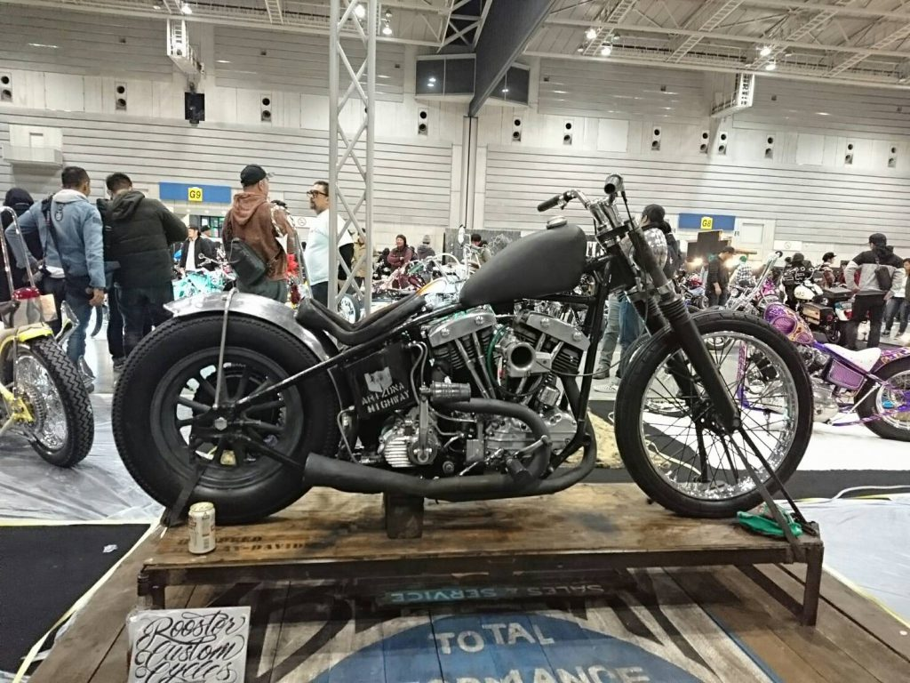 ROOSTER CUSTOM CYCLES