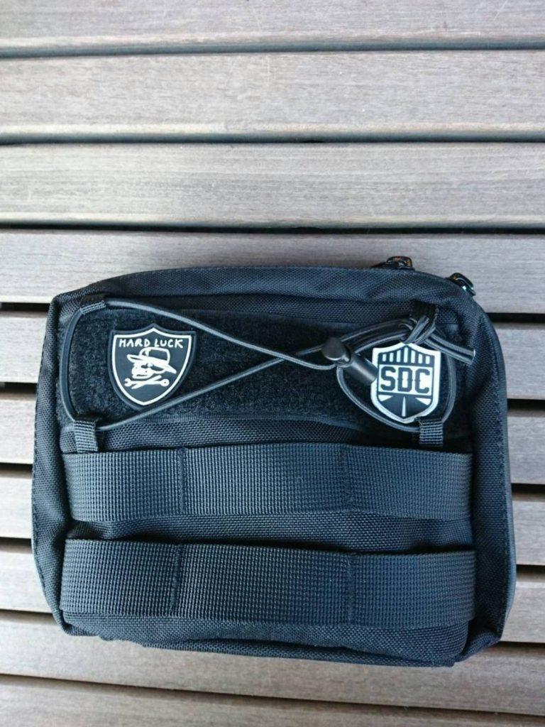 Hard Luck T-Bar Bag