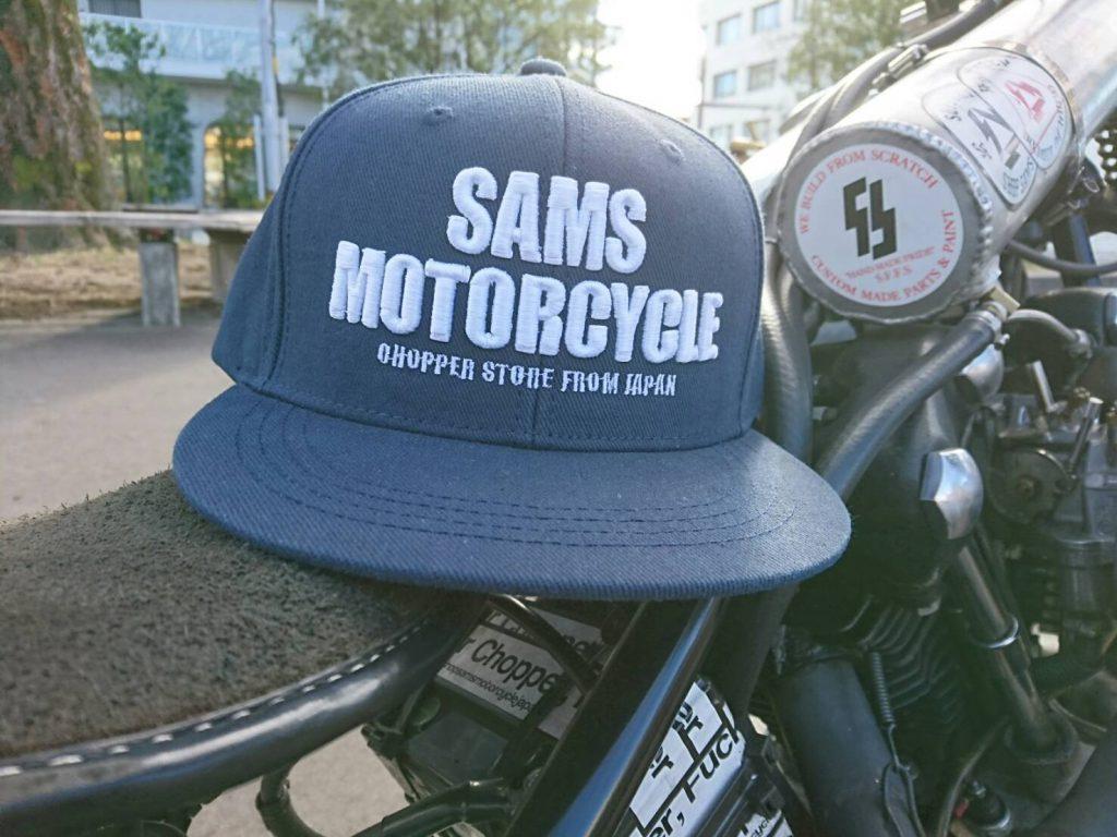 SAMS MOTORCYCLE CAP