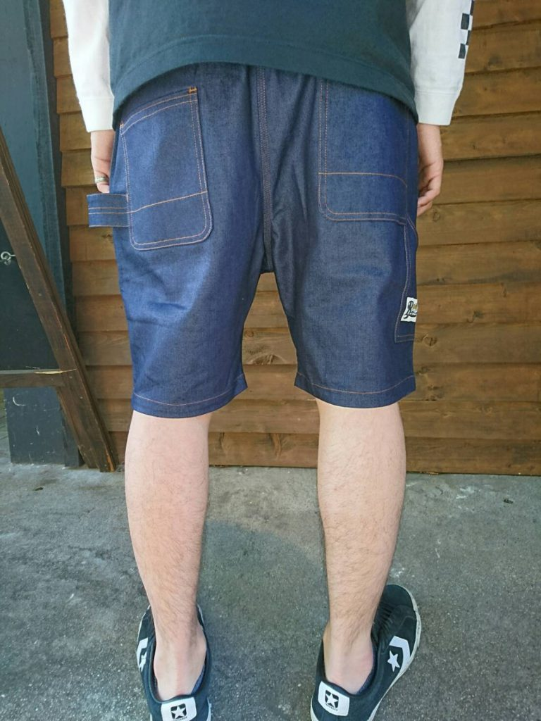 BLUCO(ブルコ) OL-005D-019 EASY PAINTER SHORTS