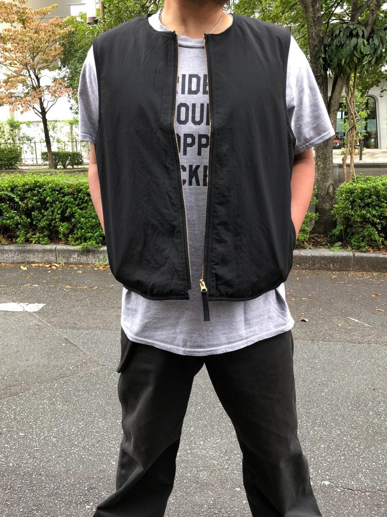 UNCROWD UC-122-019 RIDE VEST