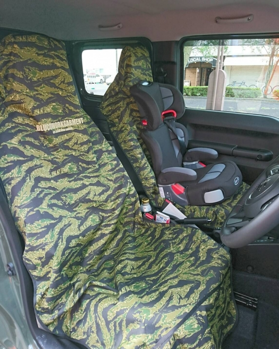 Bluco(ブルコ)OL-100 ALL WEATHER SEAT COVER 2020